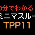 【10分でわかる!!】デミニマス・ルール TPP11